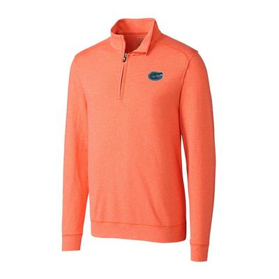 Florida Cutter and Buck Big and Tall Shoreline Half Zip Pullover ***Custom Order***